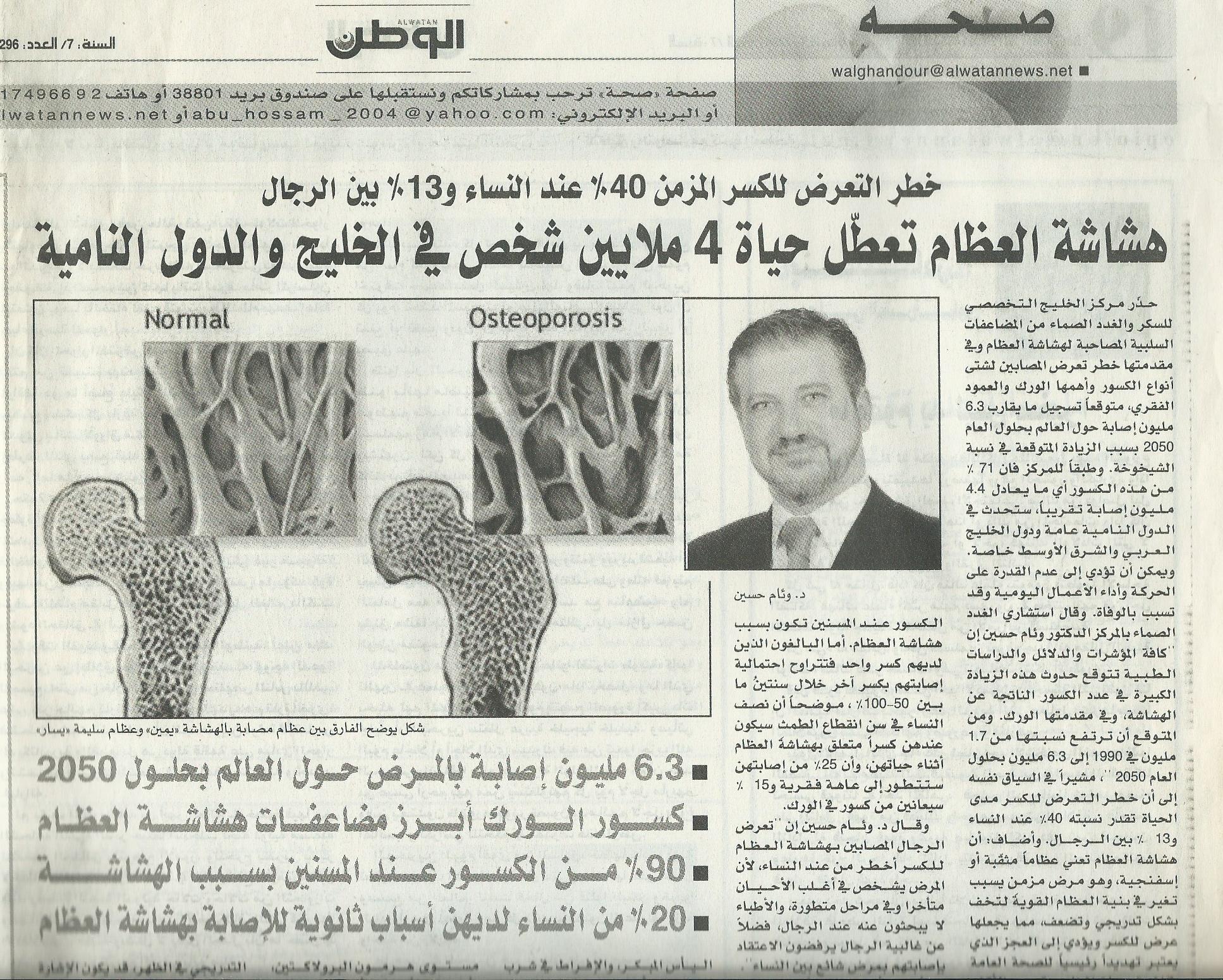 Osteoprosis